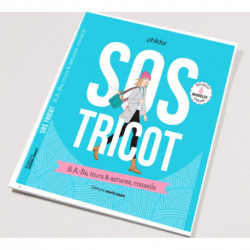 Catalogue SOS Tricot - Marie Claire - Phildar -