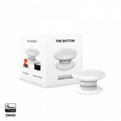 Bouton de commande Z-Wave blanc (Button)