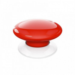 Bouton de commande Z-Wave rouge (Button)