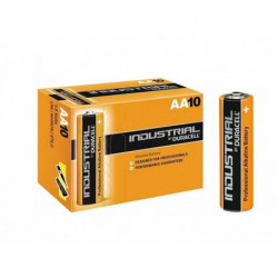 Pile LR06 AA Duracell industrial